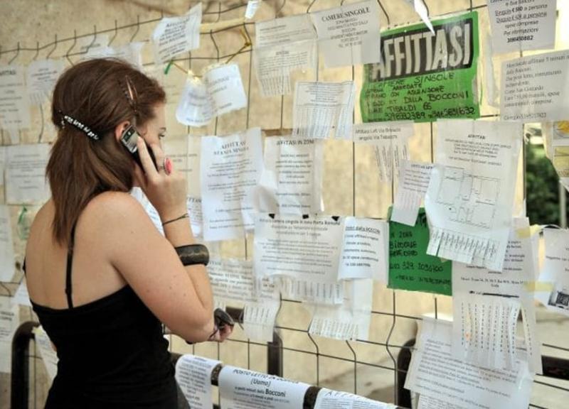Studenti fuori sede, sì al recesso dal contratto d'affitto per la pandemia