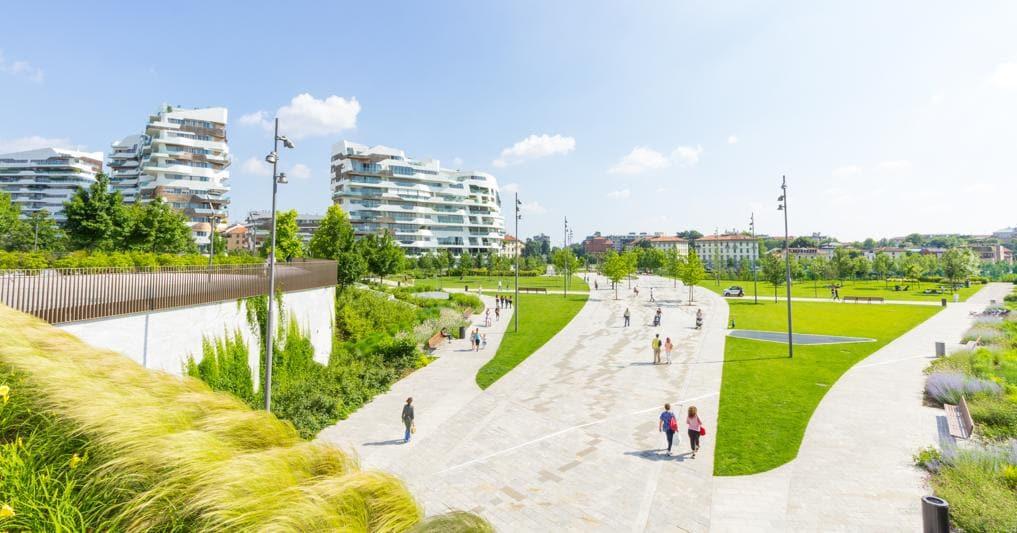 Il verde urbano diventa protagonista